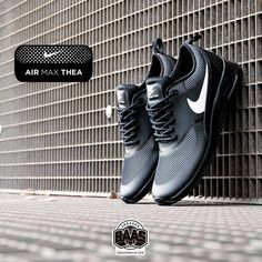 huge selection of 127ec c9f0a  nike  air  airmax  thea  airmaxthea  nikethea  tripleblack  sneakerbaas