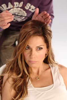 Despina Vandi - Greek Singer Chocolate Hair, 50 Fashion, Great Hair, Gentleman, Beauty Makeup, Hair Color, Make Up, Hairstyle, Singer