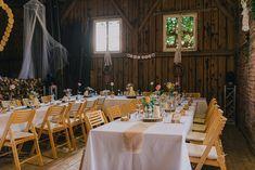 Tischdekoration Scheunenhochzeit im Bayerischen Wald von Nadine Lorenz   Hochzeitsblog - The Little Wedding Corner