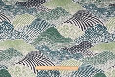 Robert Allen Windsor Park - Palm Printed Cotton Drapery Fabric Fabric Roman Shades, Windsor Park, Drapery Fabric, Curtains, Novelty Print, Robert Allen, Printed Cotton, Palm, Quilts