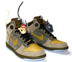 LOVE this shoes !!!! Nike Coraline Dunk Hi