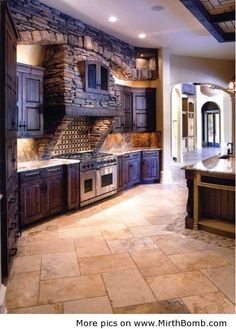 Medieval Kitchen..MUST HAVE THIS!!!