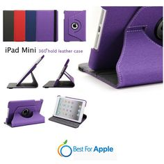 iPad mini 360 rotating with slim cover
