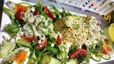 Shrimp salade