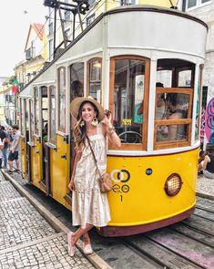 Bica in LIsbon, Portugal Road Trip Portugal, Portugal Vacation, Portugal Travel, Spain Travel, Sintra Portugal, Travel Pictures Poses, Portugal Holidays, Portuguese Culture, Photos