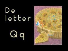 abcKRINGBOEKJE De letter Q - YouTube