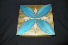 stained glass box | eBay