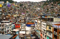Фавелы Сан-Паулу - Путешествуем вместе