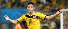 Colômbia vence Uruguai e avança pela primeira vez às quartas James Rodríguez brilha e marca os gols na vitória por 2 a 0, no Maracanã