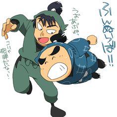 「お手柔らかにお願いします!」 Ninja, Anime, Fictional Characters, Ninjas, Cartoon Movies, Anime Music, Fantasy Characters, Animation, Anime Shows