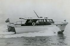 1961 Toronto Harbour Commission No 1 Yacht Builders, Toronto