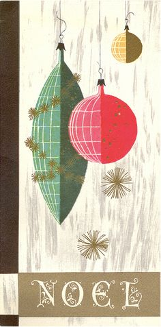 ideas vintage christmas cards noel for 2019 1950s Christmas, Vintage Christmas Images, Vintage Holiday, Christmas Design, Christmas Art, Christmas Decorations, Christmas Ornaments, Hanging Ornaments, Christmas Girls