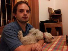 Ignacio y Lupita en casa de la Cata Animals, Magnifying Glass, Photos, Animaux, Animal, Animales, Animais
