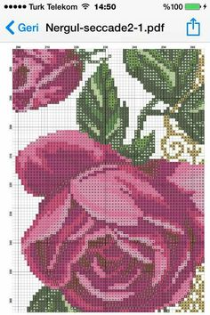 1 million+ Stunning Free Images to Use Anywhere Cross Stitch Borders, Cross Stitch Rose, Cross Stitch Flowers, Cross Stitch Patterns, Free To Use Images, Lily, Diy Crafts, Quilts, Embroidery