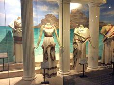 Vestuário Grego - Museu da Moda/ RS