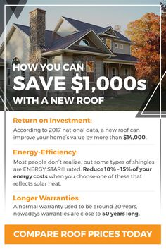 Don t overpay on a new roof Find out how to save