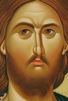 Christ Pantocrator, Byzantine Art, Religious Icons, Orthodox Icons, Your Paintings, Painting Techniques, Book Design, Jesus Christ, Religious Pictures