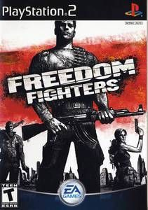 Freedom Fighters - PS2 Game