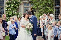 Victoria & Peter's Askham Hall Wedding   UK Wedding Venues Directory