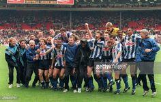 News Photo : April 1993 FA Cup semifinal Sheffield United v...