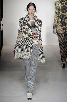 London Fashion Week : Gallery : Basso and Brooke