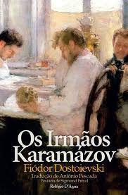 """Os Irmãos Karamazov é um romance de Fiódor Dostoiévski, escrito em 1879, uma das mais importantes obras das literaturas russas e mundiais, ou, conforme afirmou Freud: """"a maior obra da história"""". Freud considera esse romance, juntamente com Édipo Rei e Hamlet, três importantes livros a respeito do embate pai e filho, e retratam o complexo de Édipo."""