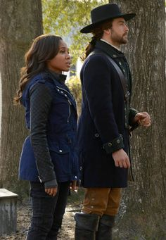 'Sleepy Hollow' S2 finale preview: 'Tempus Fugit' is a love letter to fans