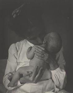 todos los días de la vendimia: Madre y el Niño - fotografías de la vendimia exquisita belleza de un joven Tasha Tudor y sus niños