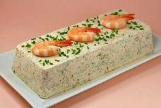 Ingrédients  200 g de crevettes decortiquées  150 g de chair de crabe  100 g de beurre  150 g de crème liquide  ciboulette ciselée  ½ gobe...