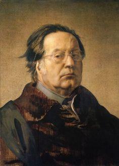 Pietro Annigoni - Self Portrait