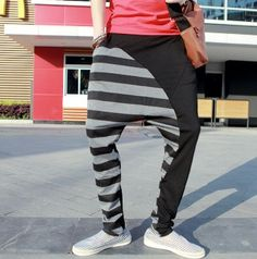 Horizontal Lines Joggers · Dope Transaction · Online Store Powered by Storenvy