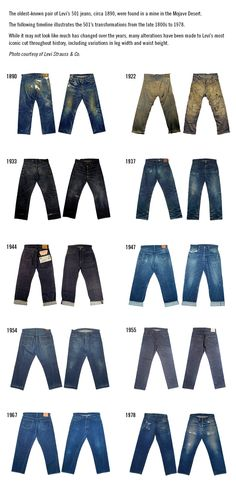 10628b25fa1 17 Best Levis - An American Classic images