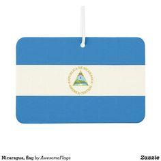 Nicaragua Flag Gif