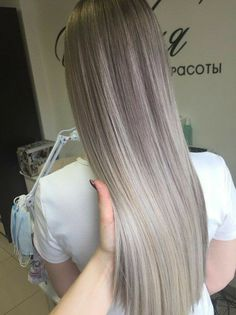 Hair Color Ash Pictures 43 Ideas – Welcome My World Ash Hair, Ash Blonde Hair, Blonde Color, Blonde Shades, Ash Color, Hair Color Swatches, Matrix Hair Color, Hair Color Formulas, Silver Hair