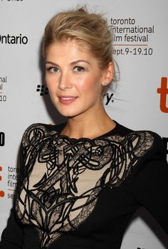 The 35th Annual Toronto International Film Festival - 'Barney's Version' Premiere (Rosamund Pike)