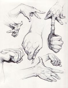 Tumblr: Hand reference