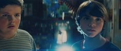 The Spielberg Look (Super 8)