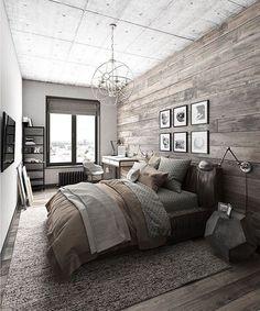 Beautiful #bedroom design by Ilya DERKACH
