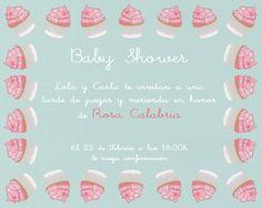 Mini cupcake-Celebra con estilo con las invitaciones y tarjetas virtuales de LaBelleCarte: www.LaBelleCarte.com