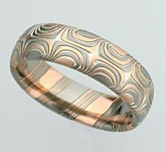 Professional Jeweler Archive: Mokume-Gane: Manufacturing Works of Art, Part 1