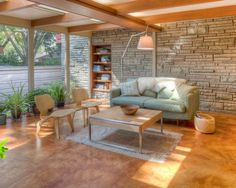 Stained Concrete Floors Design, Pictures, Remodel, Decor and Ideas - page 4