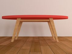 Ovalo - Coffee table. Guadalupe Ciocchini