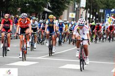Richmond 2015 UCI Road World Championships Colombian National Team with a Stradalli Cycle