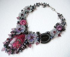 Fabulous jewelry by Olga Snetkova | Beads Magic