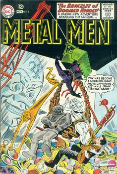 The Metal Men