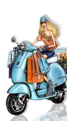 ➗Ride Motocycle...
