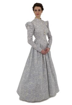 Dickens Victorian Dress By Recollections (Possible Tessa Grey cosplay)