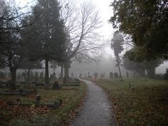 As cliche as it was, Saint wandered around the old cemetery looking for peace. When did he turn into such an angsty goth kid? Jm Barrie, The Ancient Magus Bride, Tv Supernatural, Castiel, Over The Garden Wall, Southern Gothic, 90s Grunge, Six Feet Under, In The Flesh