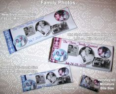 Select a design from this category for your Family Reunion, High School Reunion or other reunion wrapped candy bars. Description from tlccreations.com. I searched for this on bing.com/images