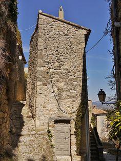 Ancient Village of Crestet, Provence-Alpes-Cote d'Azur